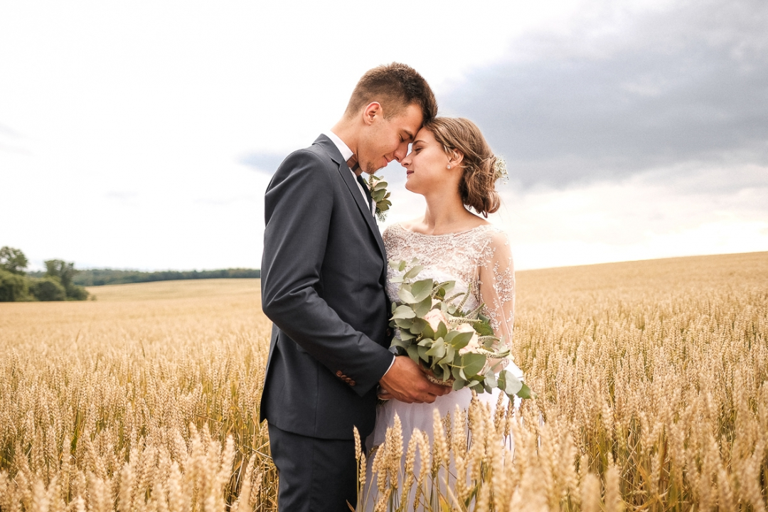 Svatební fotografie - Bětka a Dominik
