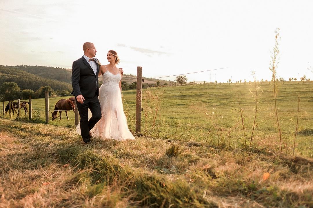Svatební fotografie - Tereza a Kamil