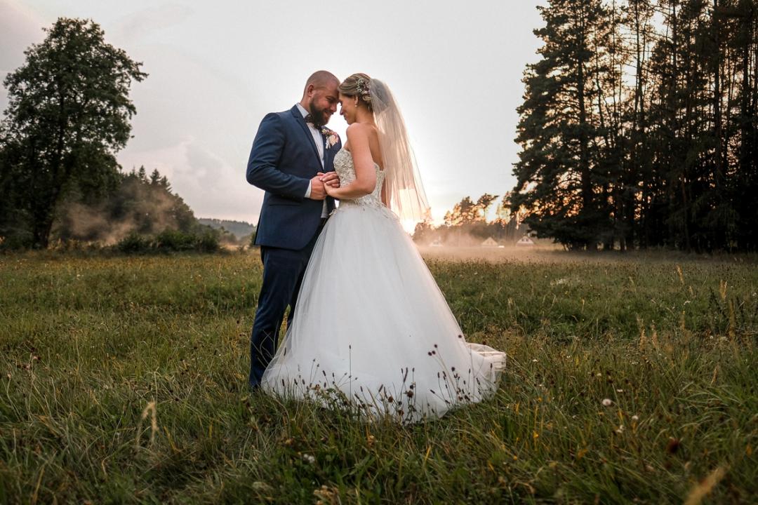 Svatební fotografie - Verča a Slávek